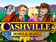 Игровой аппарат Cashville