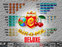 Игровой аппарат Слот-о-Пол Делюкс