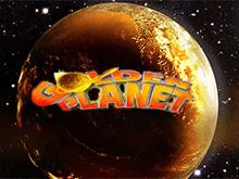 Игровой автомат Золотая Планета