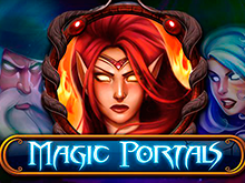 Азартная игра Magic Portals