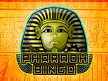 Онлайн слот Pharaoh Bingo