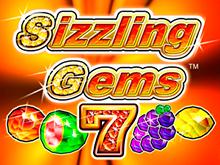 Онлайн слот Sizzling Gems
