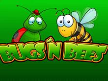 Азартная игра Жуки И Пчелы