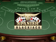 Онлайн-аппарат Spanish Blackjack