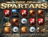 Игровой автомат Rise Of Spartans